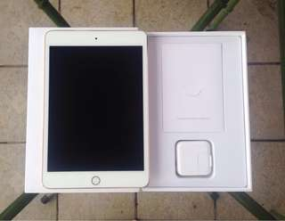 Ipad Mini 4 128GB - Gold