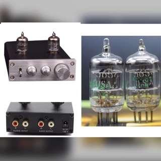 American RCA Vacuum Tube Pre-amplifie