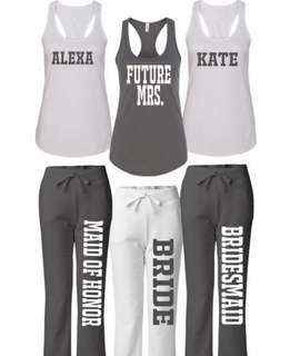 personalized sweatpants