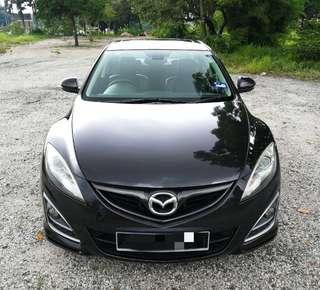 Mazda 6 2.0 (A)(2011)