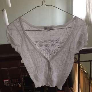 Knitted Shortsleeve Outer