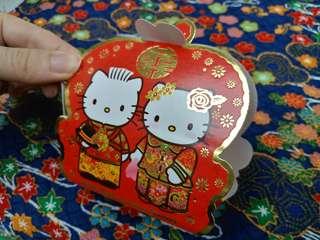 Hello Kitty 結婚 禮盒仔