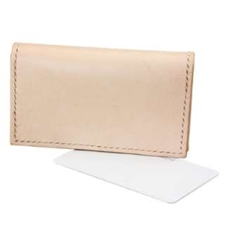 🚚 IVAN Leather Craft Kit - Russell Business Card Case Craft Kit
