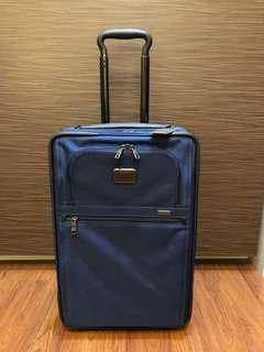 Tumi International Expandable 2 Wheel Carry On, SN 22020BAL2E