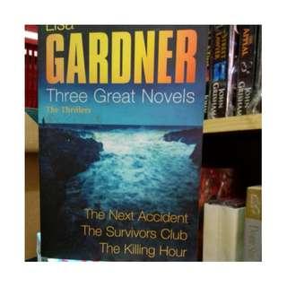 Three Great Novels - Lisa Gardner