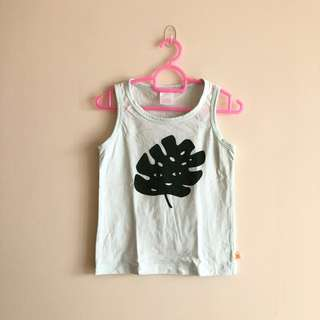 Tiny Cottons Monstera Tee