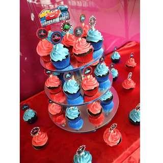 Cars Theme Cupcakes