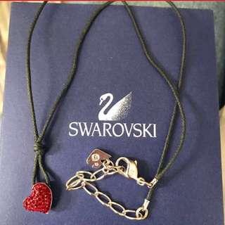 Swarovski 頸繩