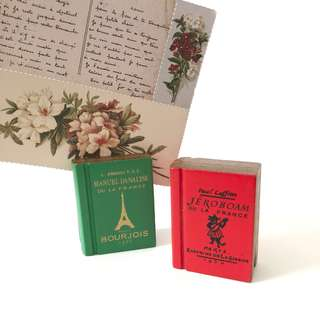 Japan zakka wood book design peg clip