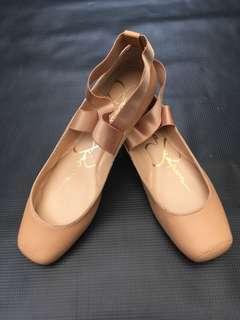 Bnew Jessica Simpson Mandalaye Ballet Flats