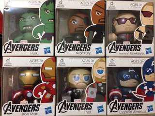 Avengers Mini Muggs (set of 6)