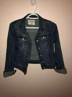 Denim Jacket // Size XS