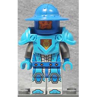Lego Nexo Knights - Royal Soldier / Guard - with Armor