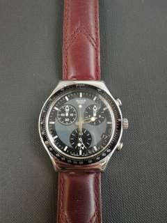Swatch Irony Chronograph like Guess Michael Kors Casio Timex Pierre Cardin Seiko Citizen
