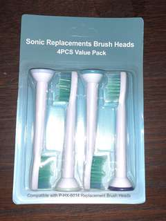 Philips Sonicare Brush Head Replacement