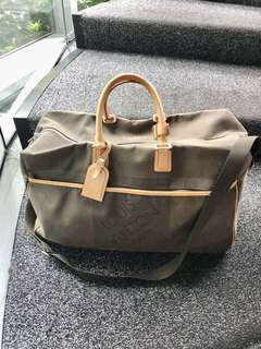 PRELOVED LV CUP TRAVEL BAG