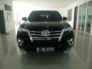 Toyota Fortuner VRZ 2.4 AT 2016