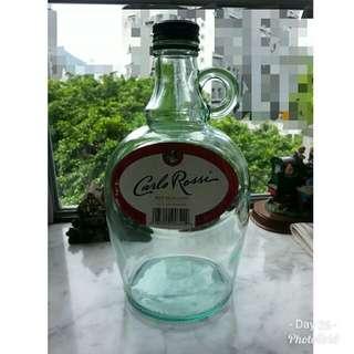 Carlo Rosi 酒瓶 wine jug