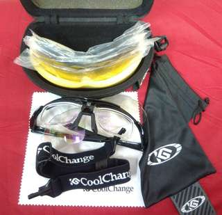Cool Change Polarized Shade (Authentic)