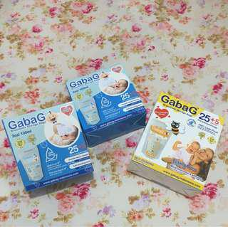 Gabag Breastmilk Storage Bag 100ml