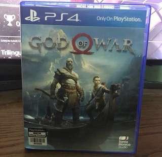 God Of War R3 PS4