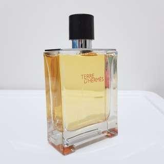 Perfume Terre d Hermes (unisex)