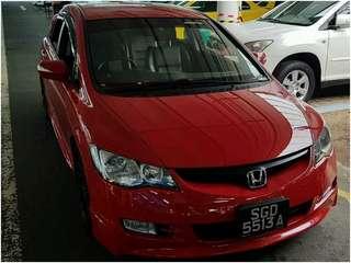 Honda Civic 1.8 Auto