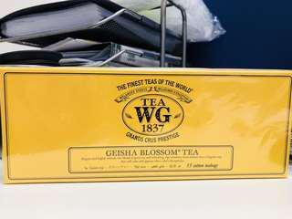 TWG - Geisha Bloosom Tea