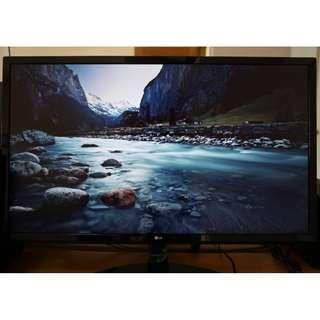 """LG 27"""" 4K UHD IPS Monitor LED 27UD58"""