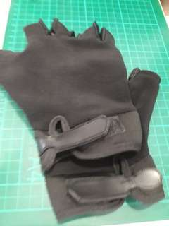 Combat Fingerless gloves (large)