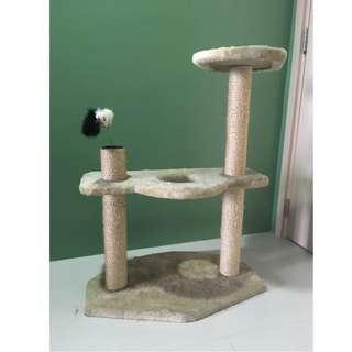 Two Level Cat Condo