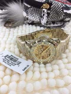 Mk automatic watch