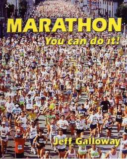Marathon You Can Do It (by Jeff Galloway)