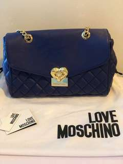 Authentic Love Moschino Shoulder Bag
