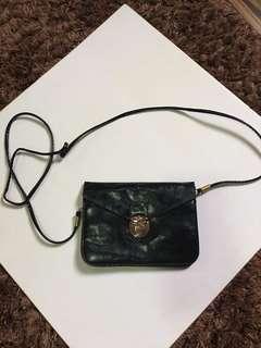 Black Envelope Bag
