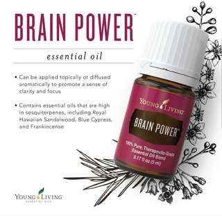 Brain Power Young & Living