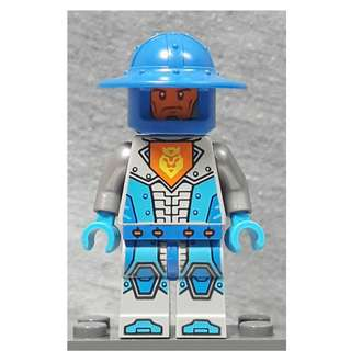 Lego Nexo Knights - Royal Soldier / Guard - without Armor