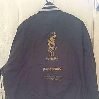 Olympic Atlanta 1996 varsity jacket vintage