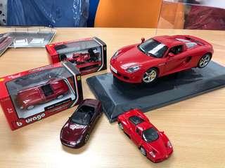🚚 Combination of Ferrari and Porsche