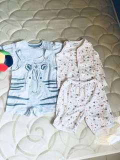 jumper&terno bundle with Soft Ball