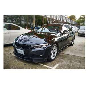 2014年 BMW   320I  灰✅0頭款 ✅免保人✅低利率✅低月付 FB搜尋:阿源 嚴選二手車/中古車買賣