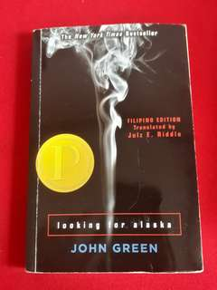 [Filipino translation] Looking for Alaska