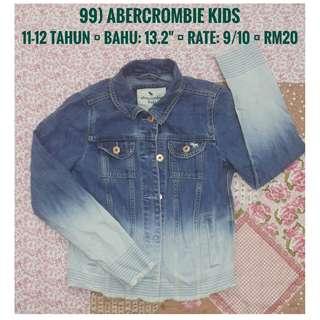 99) Children Jacket Jeans