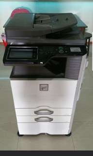 Value for money ! Sharp MX-2614N photocopy machine for sale !