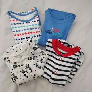 Preloved Sleepsuits and Onesies (take all)