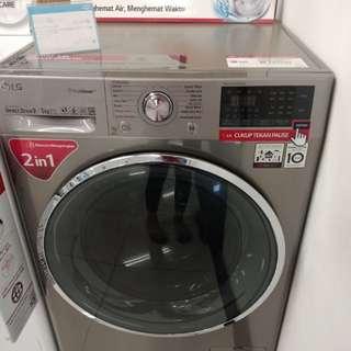 LG mesin cuci front loading promo cicilan tanpa kartu kredit