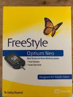Freestyle Optium Neo Glucometer