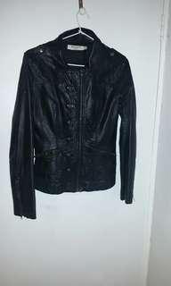 Black Jacket - Size 10 - Slightly damaged
