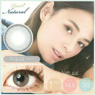Softlens Eos Luna Natural