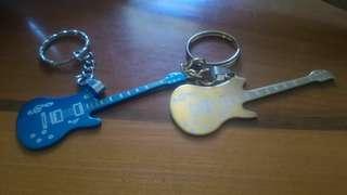 🚚 吉他吊飾